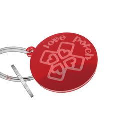 Original acrylic keychain $8.52, and more fashionable accessories