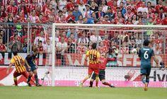 Bayern Munich defeated Barcelona FC 2-0 in a friendly on July 24, 2013