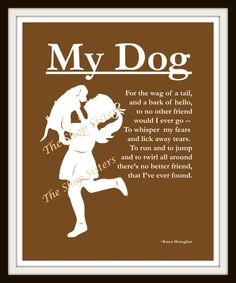 Short Poems About Dogs