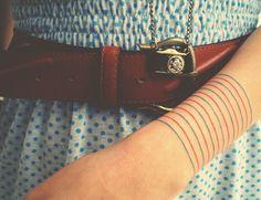arm stripes