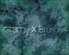 Grunge - Download  Photoshop brush http://www.123freebrushes.com/grunge-373/ , Published in #GrungeSplatter. More Free Grunge & Splatter Brushes, http://www.123freebrushes.com/free-brushes/grunge-splatter/ | #123freebrushes