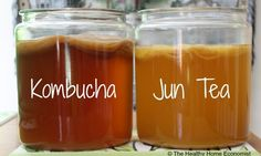 Enjoy kombucha?  You'll love Jun tea, which is considered the champagne of kombuchas. Recipe plus video how-to here: http://www.thehealthyhomeeconomist.com/how-to-make-jun-tea-kombucha-champagne/