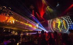 Franciny Kadri trouxe o clima das baladas de Cancun para sua festa