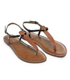 Judy Inc's Joelle Litt picks Sam Edelman's Gigi sandals as one of her Top 10 Suitcase Essentials.