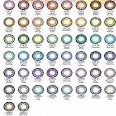 Contact lenses Colours of the Wind - 1 Year (Pair) #bestcontactlenses #awesomecontactlenses #contactlensescolours