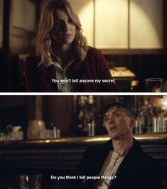 Peaky Blinders Thomas Shelby and Grace Burgess Peaky Blinders Grace, Peaky Blinders Quotes, Peaky Blinders Thomas, Cillian Murphy Peaky Blinders, Grace Burgess, Red Right Hand, Movie Lines, About Time Movie, Film Serie
