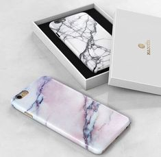 Marble phone case ♡