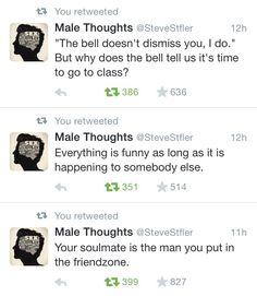 @Stevestfler has the funniest tweets on Twitter!