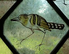 medieval birds and animals in stained glass - Google Search Medieval Stained Glass, Stained Glass Angel, Stained Glass Paint, Stained Glass Windows, Grisaille, Glass Animals, Glass Birds, Glass Design, Ancient Art