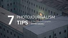 7 Photojournalism Tips by Reuters Photographer Damir Sagolj