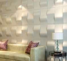 decorative gypsum wall panels, plaster wall paneling design ideas The best solution for wall art, decorative gypsum wall panels, how to turn your interior with plaster wall panels for any room, and how to install wall paneling design made of gy Tiles Design For Hall, Wall Tiles Design, Faux Leather Walls, Leather Wall Panels, 3d Wall Tiles, Decorative Wall Tiles, Room Tiles, Tile Panels, 3d Wall Panels