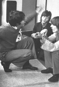 The Beatles  WHEN YOU THINK ABOUT THE TALENT THAT WAS CONCENTRATED IN THIS BAND IT IS ALMOST IMPOSSIBLE TO BELIEVE WE LIVED TO SEE IT XXXX