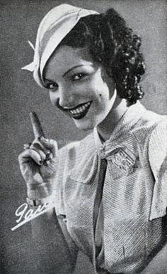 Carmen Miranda, 1934