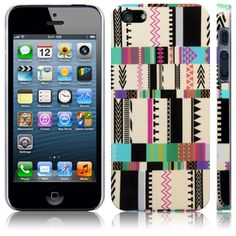 Köp Call Candy Skal Apple iPhone 5/5S Aztec patches online: http://www.phonelife.se/call-candy-skal-apple-iphone-5-5s-aztec-patches