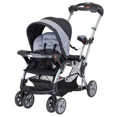 Baby Trend Sit N Stand Ultra Stroller. Get It Now At: http://www.sitnstandstrollers.net/reviews/baby-trend/baby-trend-sit-n-stand-ultra-stroller-3 Baby Trend Sit N Stand Ultra Stroller is simply amazing. The Baby Trend Sit-N-Stand Ultra Stroller-Granite will accommodate any Baby Trend car seat carrier in the front while the older child sits on the rearbench or stands on the backplatform.