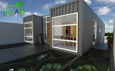 Container window #shippingcontainerhomes
