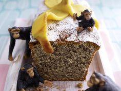 Bananen-Walnuss-Brot