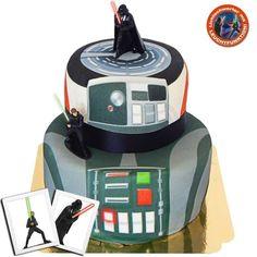 Die personalisierte Star Wars Torte ist ein wundervolles Geschenk für kleine…