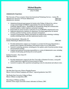 nice write properly your accomplishments in college application resume