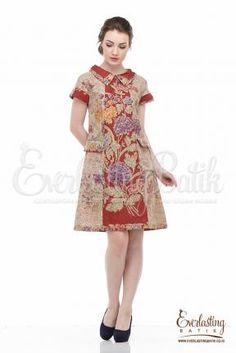 CA.11041 Wening Encim Pekalongan Dress