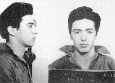 Young Al Pacino - Rhode Island Mug Shot, 1961