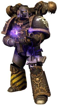 Iron Warriors Chaos Space Marine