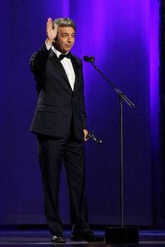 Colección de premios y de elogios para Ricardo Darín.
