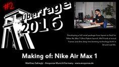 "ÜberTage|2016: ""Making of: Nike Air Max 1″ with Matthias Zabiegly on Vimeo"