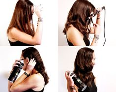 Beauty School: How to pull off DIY Textured Waves