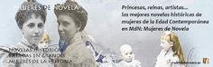 María de las Mercedes y María Teresa de Borbón http://www.mujeresdenovela.es/2015/12/hijas-alfonso-xii.html