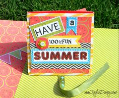 Adorable Teacher gift CARD HOLDER Tutorial- JOYFUL DAISY