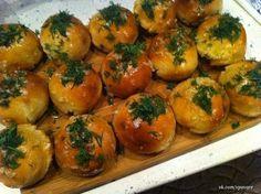 шеф-повар Одноклассники: Вкуснейшие пампушки к украинскому борщу