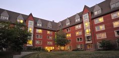 North Apartments at UMass Amherst