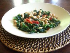 Open Mouth, Insert Fork: Comfort and Joy - Beans and Greens