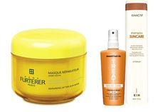 Las claves para tomar el sol sin miedo Sun Care, Solar, Shampoo, Skin Care