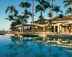 Four Seasons at Manele Bay, Lana'i, Hawaii, USA