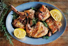 Confit Rabbit Confit from - Would you eat it for Easter?Rabbit Confit from - Would you eat it for Easter? Wild Game Recipes, Meat Recipes, Paleo Recipes, Cooking Recipes, Rabbit Recipes, Rabbit Dishes, Rabbit Food, Bunny Rabbit, Smoker Cooking