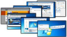 Siete programas gratuitos para hacer capturas de pantalla.  GreenShot