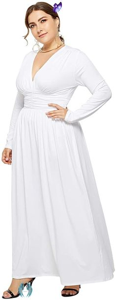 Plus Size Long Sleeve Casual Maxi V-Neck Ruched Fall Winter Dresses Plus Size Long Sleeve Casual Maxi V-Neck Ruched Fall Winter Dresses. Women's Plus Size Tops Striped Raglan Tee Shirts Casual Tunics Blouses New Curvy And Plus Size Women Outfit For Summer 2020. plus size clothing and all trending fashions for chubby and curvy girls. best outfits for plus size | plus sized fashion | style plus size | plus size outfits | womens fashion plus size | outfits plus size | fashion for plus size… Plus Size Jeans, Plus Size Tops, Plus Size Women, Plus Size Dresses, Plus Size Outfits, Raglan Tee, Tunic Blouse, Floral Maxi Dress, Winter Dresses