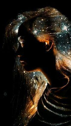Dark Art Illustrations, Illustration Art, Camera Art, Beautiful Fantasy Art, Dark Photography, Digital Art Girl, Moon Art, Fantasy Girl, Pretty Art