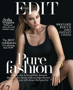 Welcome To The Issue | Actress Sofia Vergara stars in the season's sexy, modern dresses | Magazine | NET-A-PORTER.COM