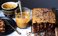 <p>This chocolate hazelnut cake is deliciously moist and decadent, all while being 100 percent whole wheat and refined sugar-free.</p>