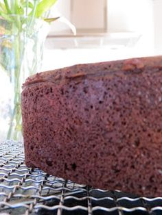 In search of the perfect chocolate cake.. Lady Glenorchy Chocolate Cake