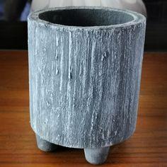 Small textured concrete succulent or cactus pot Cactus Pot, Concrete Planters, The Creator, Succulents, Creative, Succulent Plants, Cement Planters, Concrete Pots