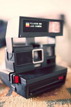 Vintage Polariod Camera