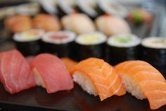 Sushi en serio