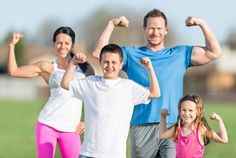 6 Family exercise plans