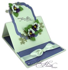 Jak Heath.com: Floral Craft