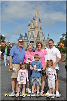 Pursuing the Magic: Going Stroller Free (for the first time) in Walt Disney World