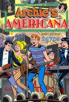 Archie Americana 4: Best of the 1970s